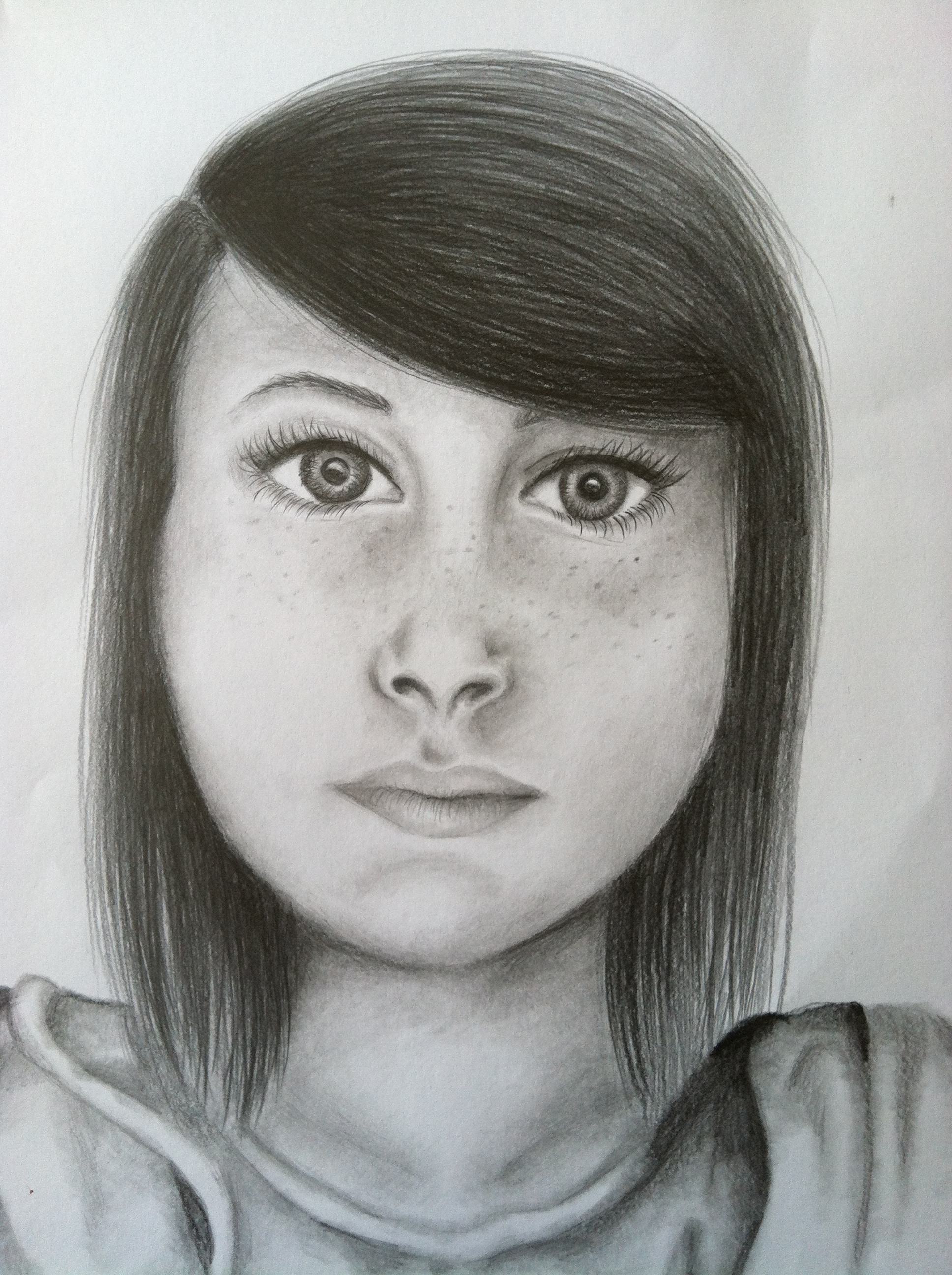 Sketchbook Assignment: Self-Portrait Drawings | CHS artroom